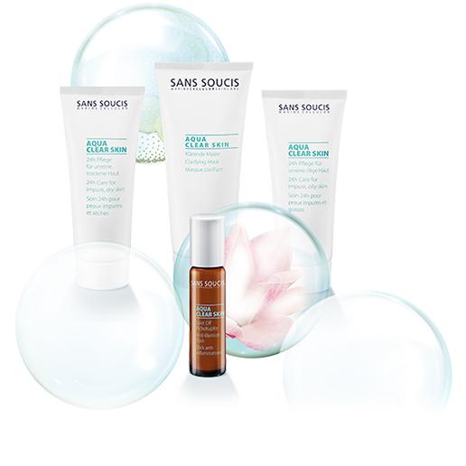 Aqua Clear Skin